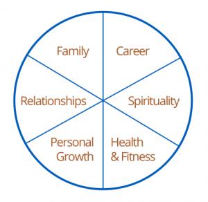 coaching pie chart
